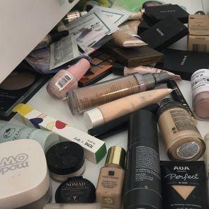 huge makeup bundle